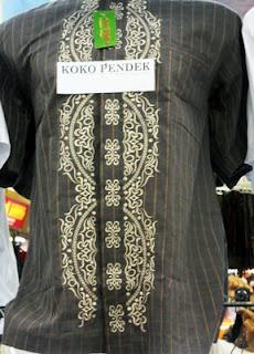 Baju Muslim Koko 458