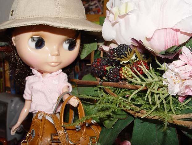 Blythe Doll Impressionen