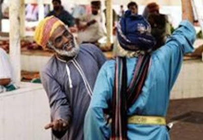 Omani Traditional Dress for Men