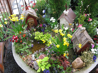 Dig It! Children's Gardening Resource: Build a Tiny Gnome Town