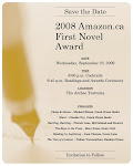 AMAZON.CA FIRST NOVEL AWARD
