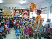 La escritora Carmen Gil Visita el Colegio