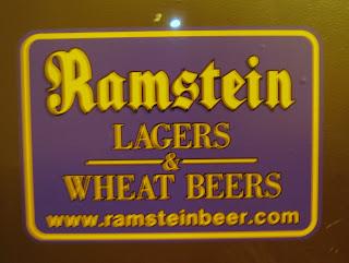 Ramstein Beer, Butler NJ