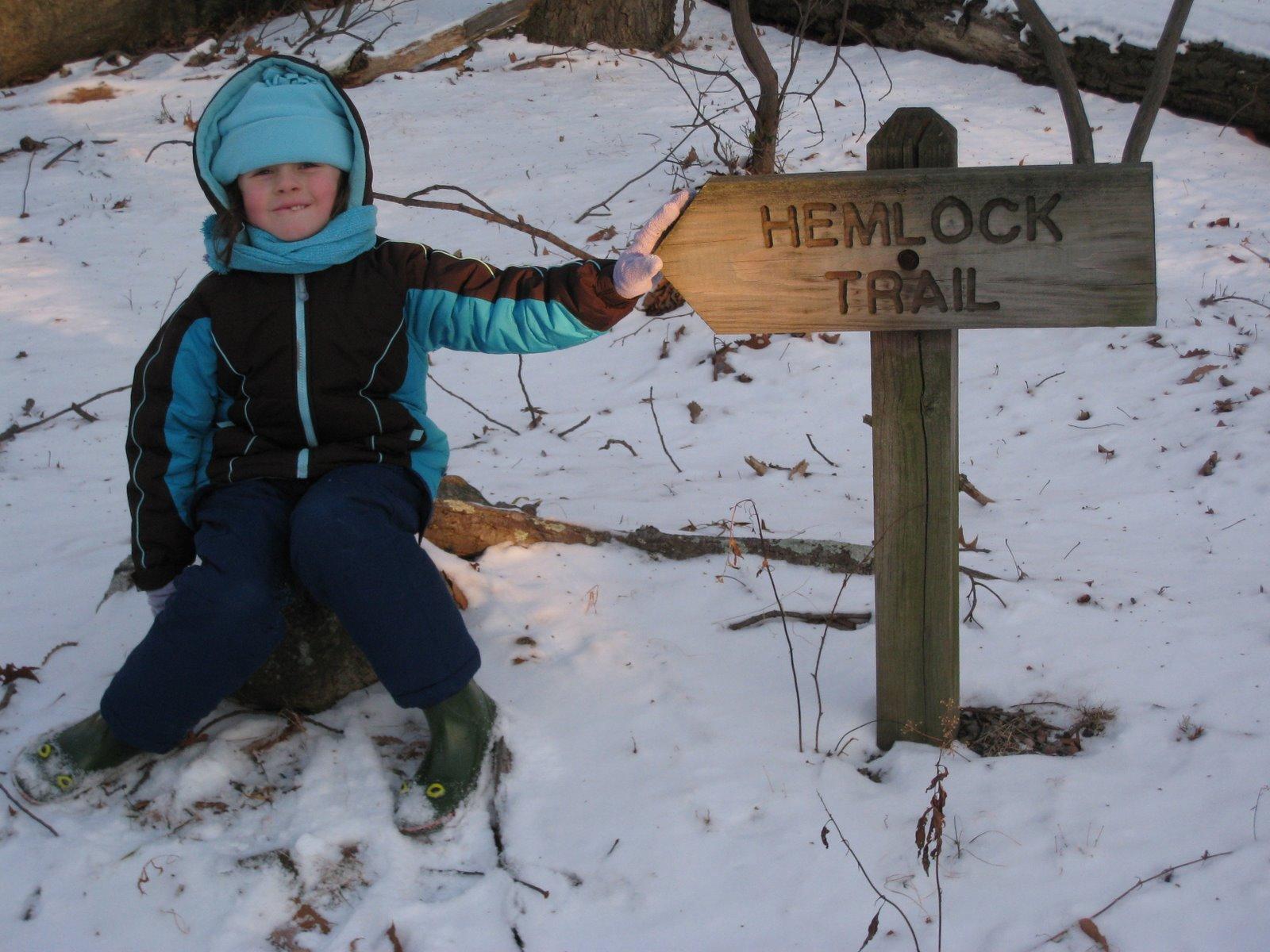 The Smoke Rise And Kinnelon Blog Smoke Rise Hemlock Trail