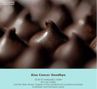 Kiss Cancer Goodbye Event