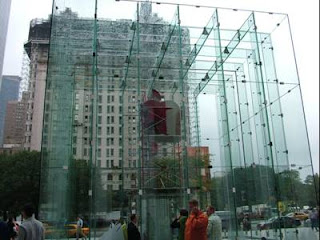 Apple Store, 5th Avenue, NYC