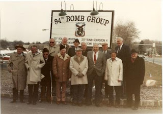 Smoke Rise Retired Men's Club at 94th Bomb Group Restaurant