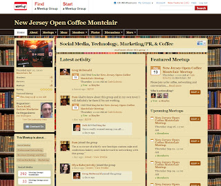 NJ Open Coffee Montclair