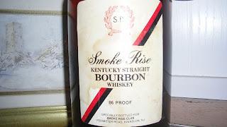 Smoke Rise Bourbon