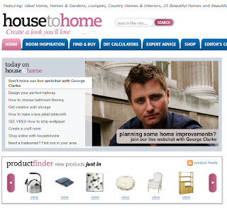 Live UK Design Chat 10/15/10: George Clarke