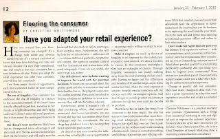 Have You Adapted Your Retail Experience? by Christine B. Whittemore