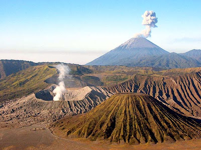 Mount Bromo Tourist Attractions in Indonesia