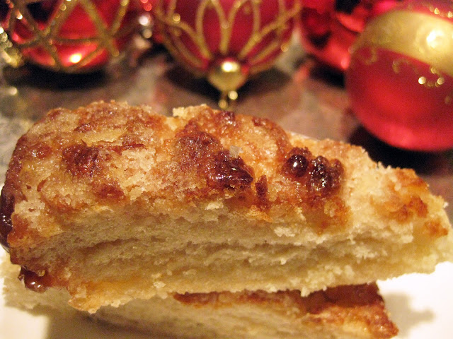 kouing amann. This kouign amann recipe yields a delicious Breton butter cake