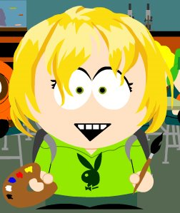 My New-and-Improved South Park character