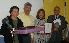 PREMIACIÓN CONCURSO PABLO NERUDA MENCIÓN POESIA 2006