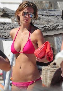 Bar Rafaeli_Pink Bikini