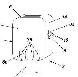 Invento nuevo: Funda elástica para maletas