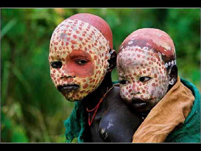 Mãe Africa....