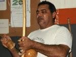 Mestre Irani Martins Dantas,