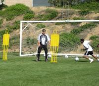 Maykel Galindo, Leo Percovich, soccer
