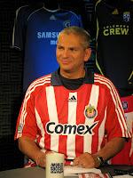 Chivas USA, Steven Cohen, jersey