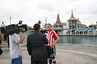 Chivas USA, team photo, Disney, Keith Savage