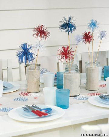 diy fourth of july decorations. Fourth of July decoration diy