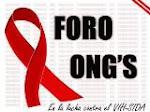 ACJ MIEMBRO DEL FORO DE ONGS EN LA LUCHA CONTRA EL VIH Y SIDA