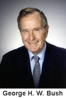 george h w bush the elder