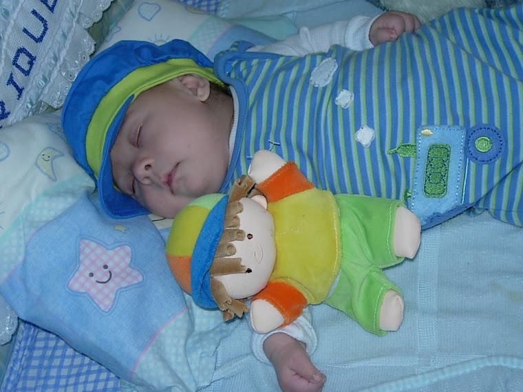 Pedro Henrique, nasceu dia  24 defevereiro de 2005