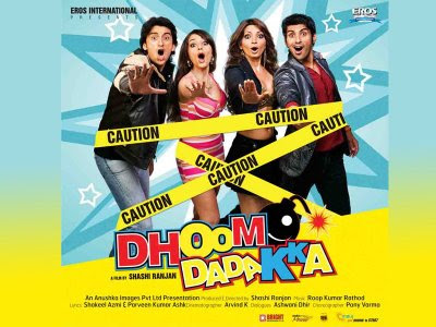 dhoom dhadaka 2008 hindi movie