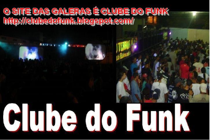 Clube do funk