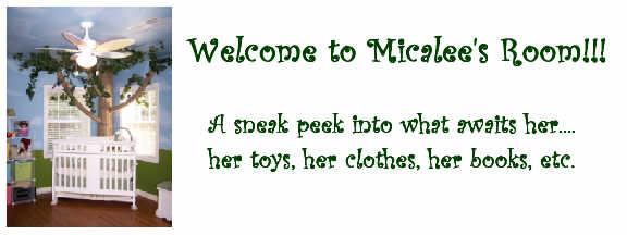 Micalee's Room