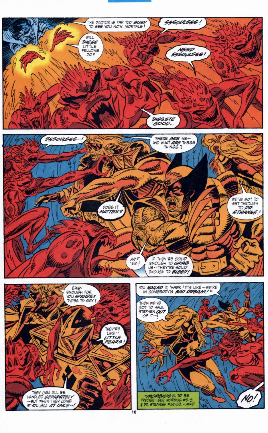 Read online Secret Defenders comic -  Issue #2 - 13