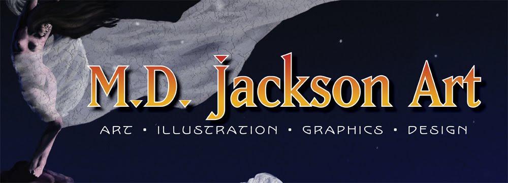 M D Jackson Art