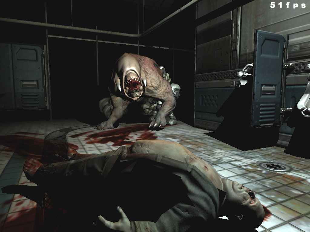 Doom 3 [PC] [Full] [Español] (8 Links) tusjuegospc.org