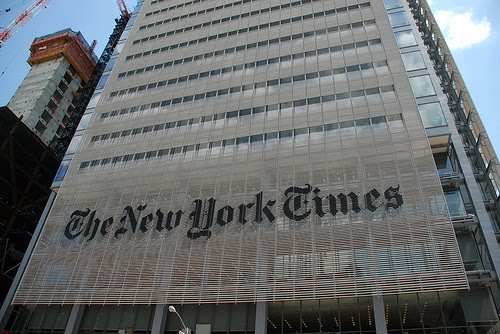 new york times building new york. New York Times understand