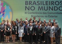 III Conferência Brasileiros no Mundo