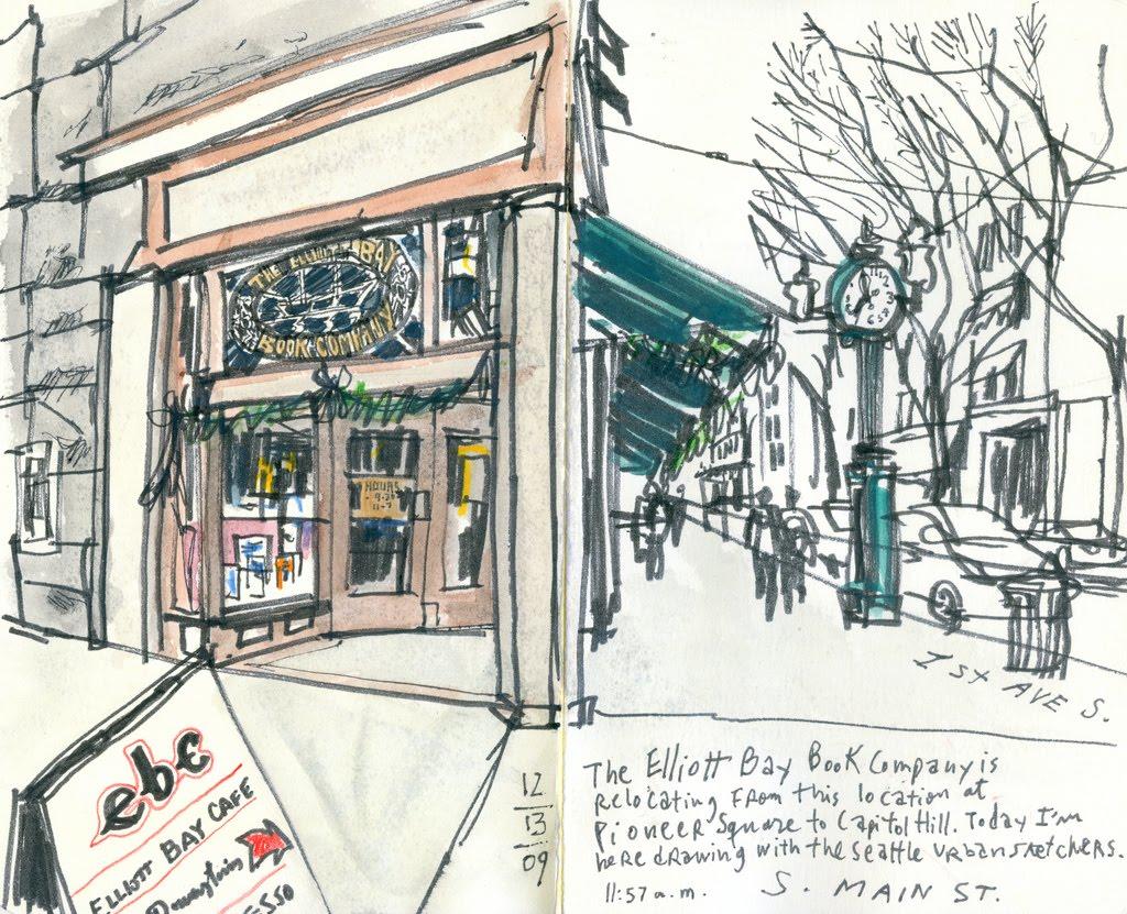 Qué es un Urban Sketcher? | UrbanSketchers México