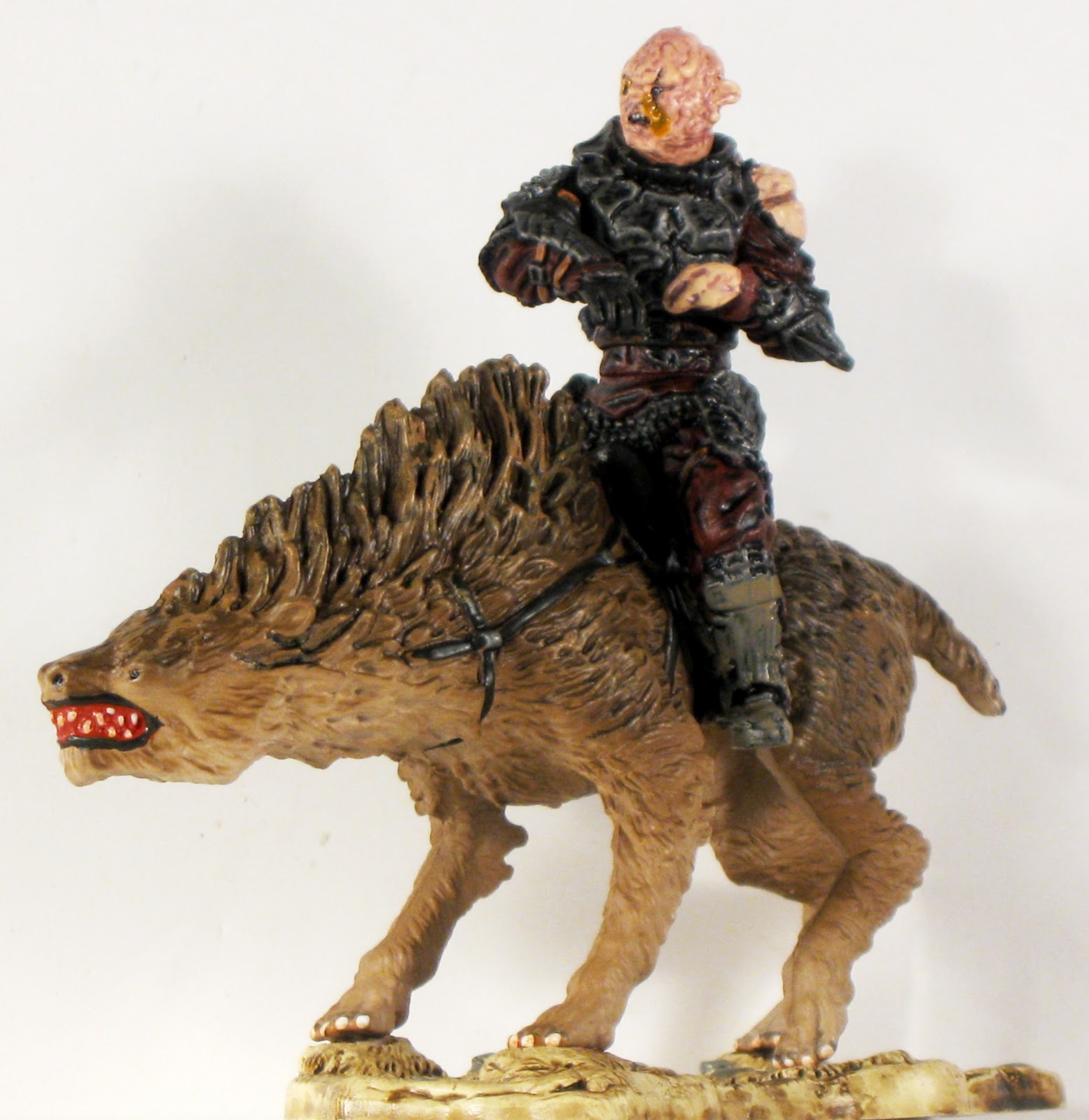 Lord Of The Rings Warg Aome lotr gothmog on warg Gothmog Balrog
