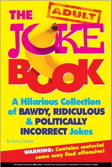 The Best Adult Joke Book
