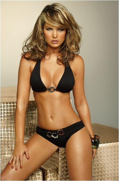 Sexy Melisa Giraldo in Phax Swimwear 2011 HQ Pictures ...