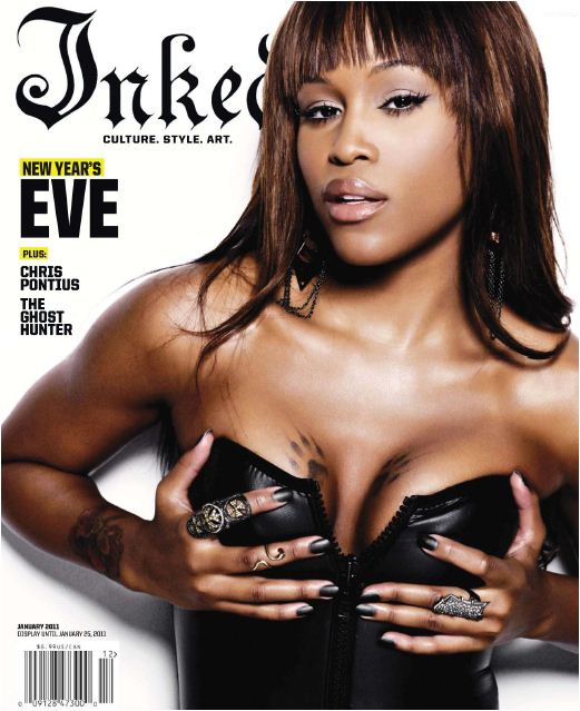 Pink is the January cover girl for Inked magazine. Buy Cheap TATTOO MAGAZINE