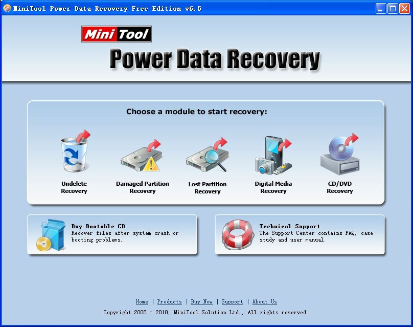 Power Data Recovery 6.5.0.1 Software + Keygen