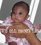 3 months princess damia