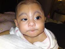 5 months princess damia