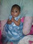6 months princess damia