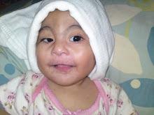 10 months princess damia