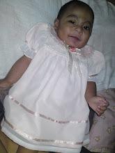 11 months princess damia
