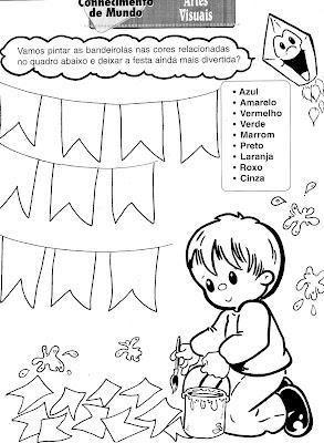 junina%252B022 Atividades juninas para crianças